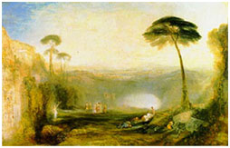 J. M. W. Turner The Golden Bough