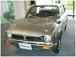 Honda Civic I 1973-1979